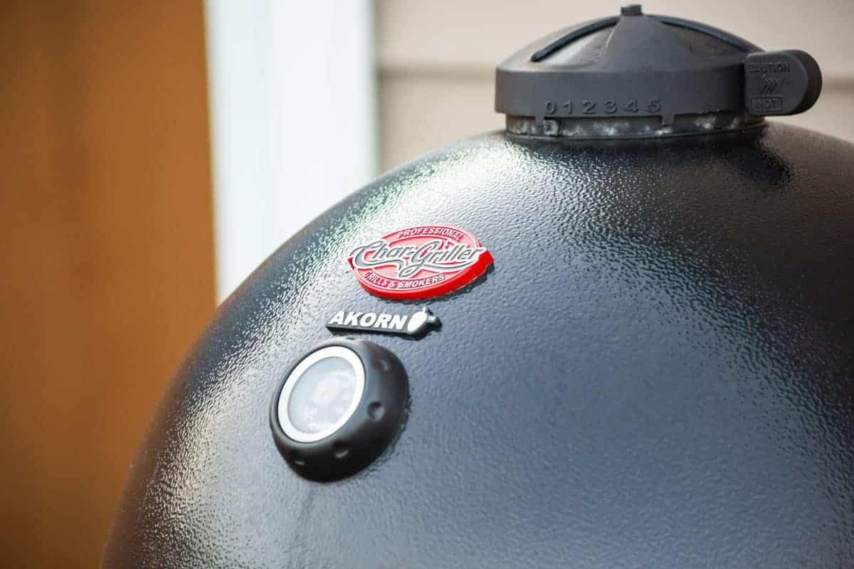 Char-Griller Akorn Kamado Review: Let's Fire It Up