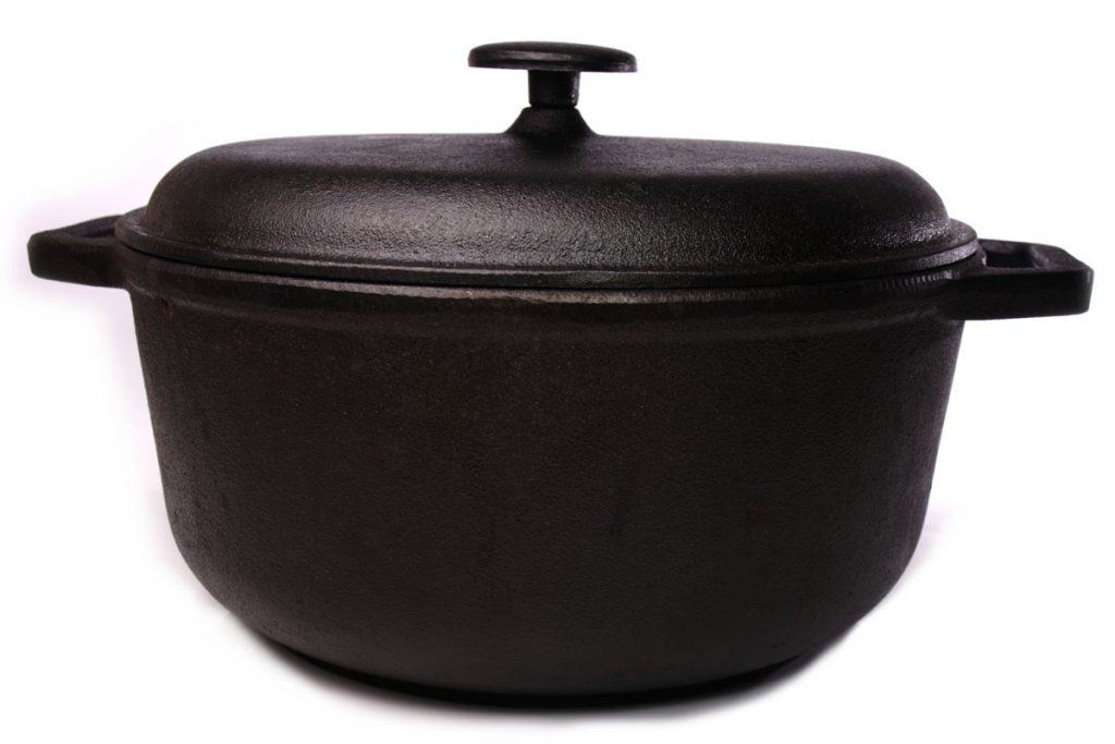 dutch oven cooking pot
