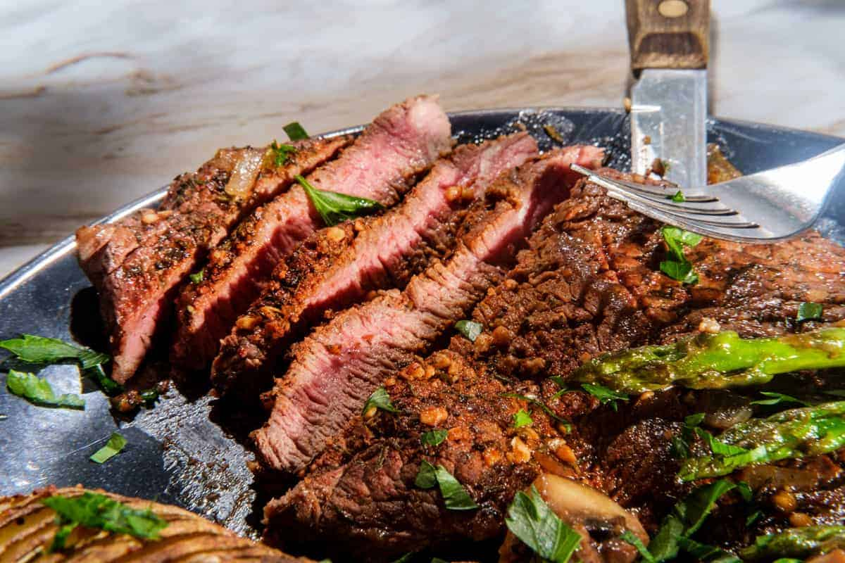 How To Grill Sirloin Tip Steak: Tips and Technique