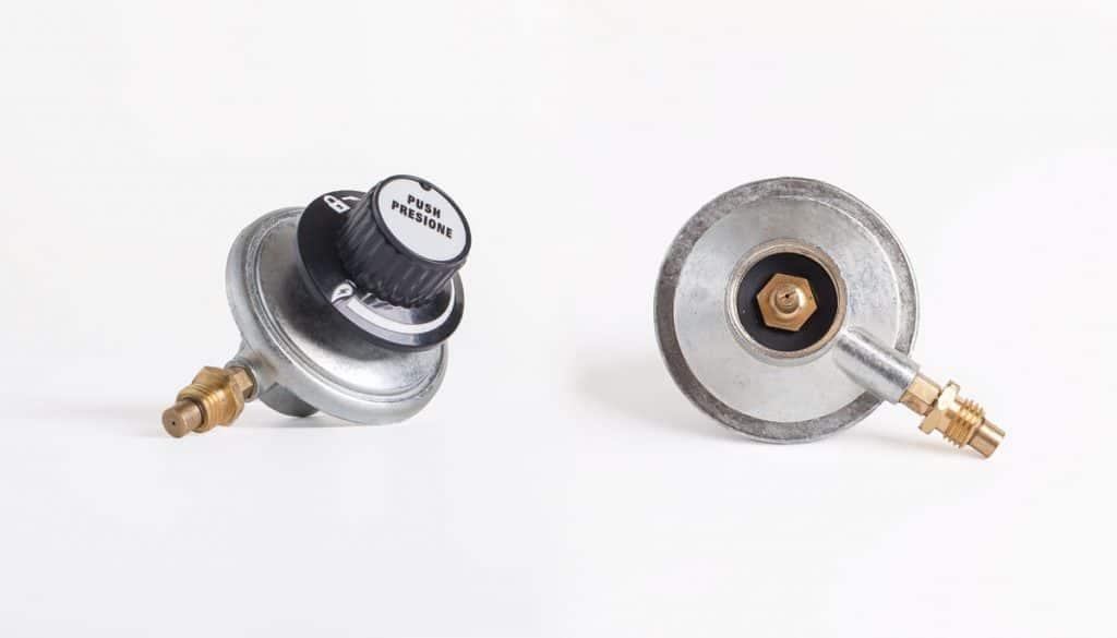 portable gas bbq regulator valve