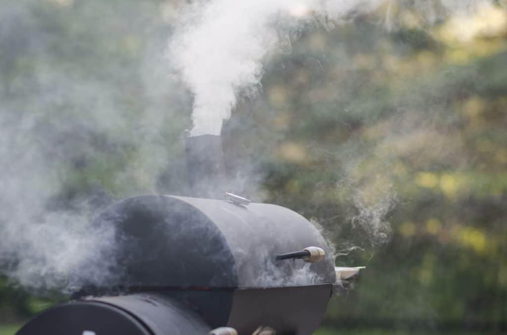 smoker brisket
