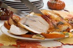 turkey breast with sage honey rub