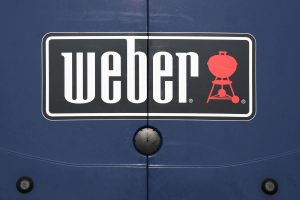 weber charcoal grill logo