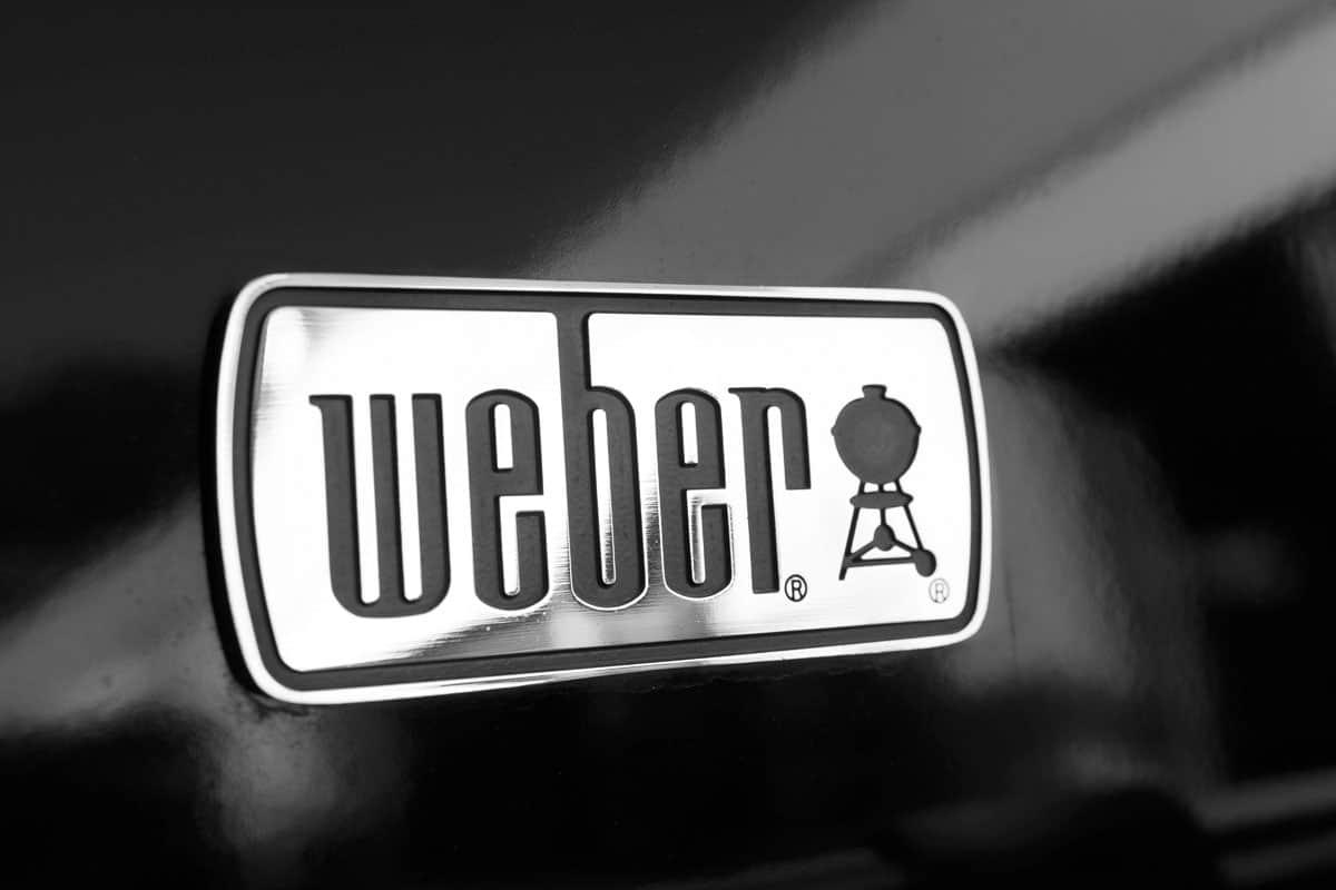 weber grill logo